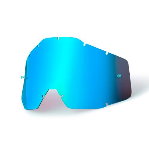 Lente 100% Anti Fog (Espejo Azul)