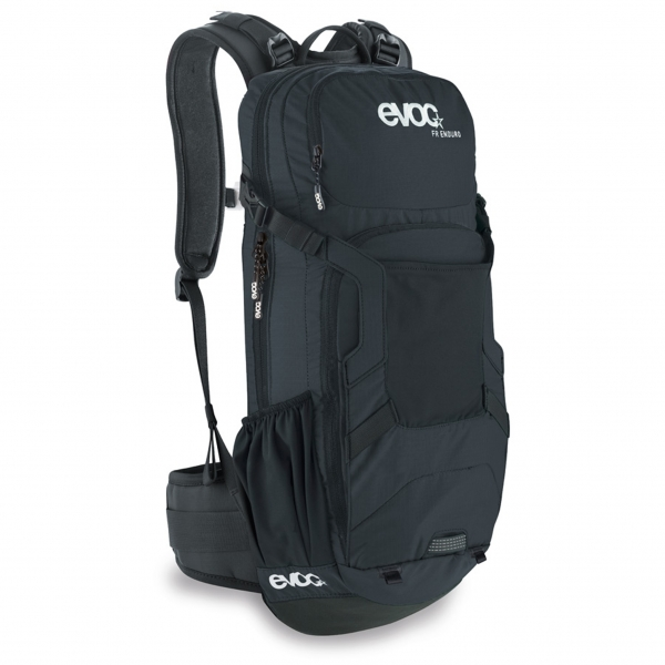EVOC hydration Backpack with back Protector - freeride enduro Team