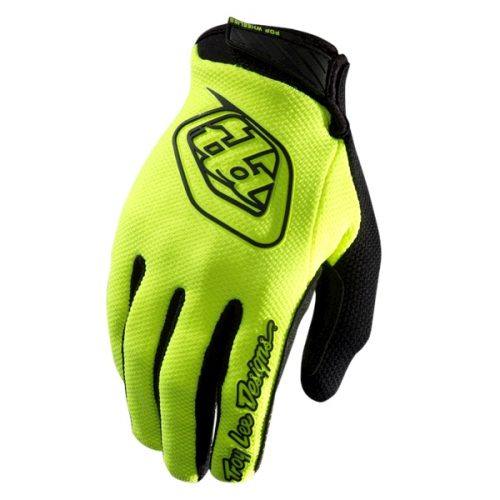 Guantes TROY LEE AIR Amarillo Neon