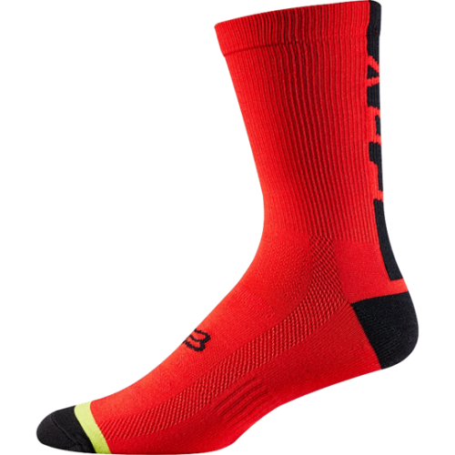 Calcetines FOX DH 6 Rojo