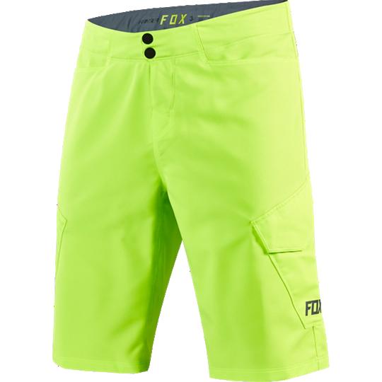 Pantalon Corto Fox Ranger Cargo A Neon Endubikes