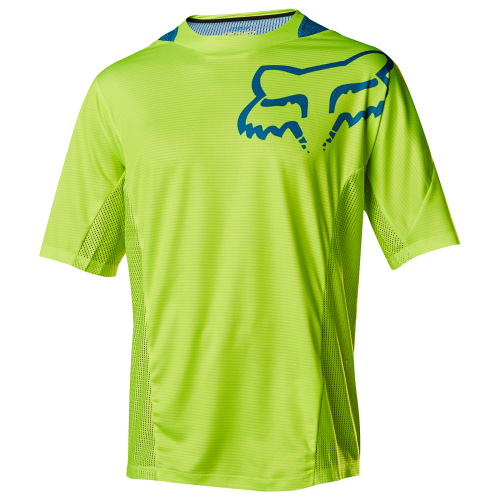 Maillot FOX DEMO SS 2017 A.Neon