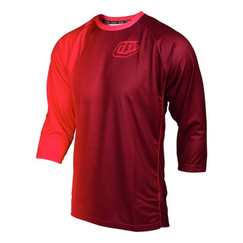 Maillot Troy Lee RUCKUS 2017 50/50 Rojo
