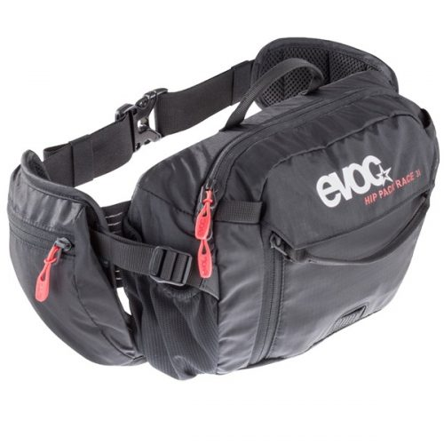 Riñonera EVOC Hip Pack Race Negro