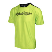 Maillot Troy Lee SKYLINE AIR 2017 Chartreuse