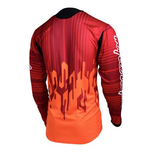 Maillot Troy Lee SPRINT 2017 Code Orange