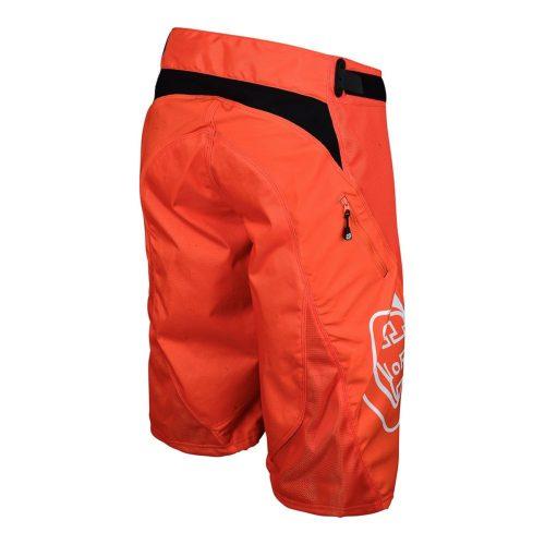 Pantalon Corto Troy Lee SPRINT ORANGE