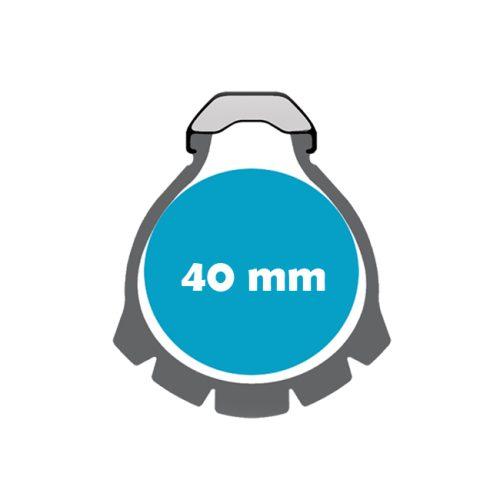 Protección NUBE Tubeless 40 mm 27,5