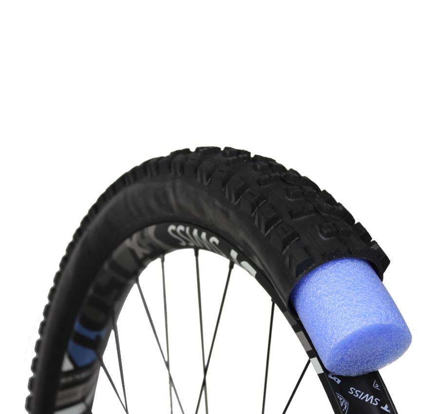 Nube Tubeless - espuma protección anti pinchazos para tus ruedas y ...