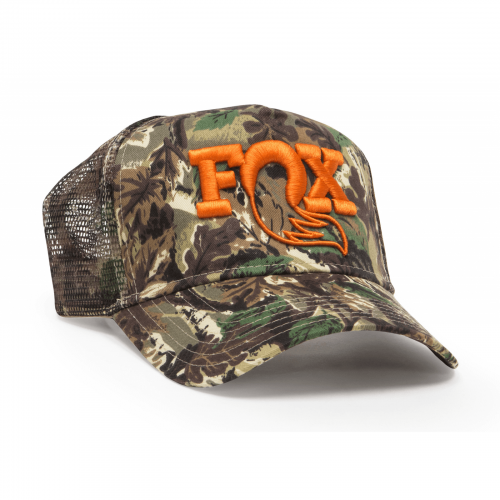 Gorra FOX RACING CAMO TRUCKER 2017