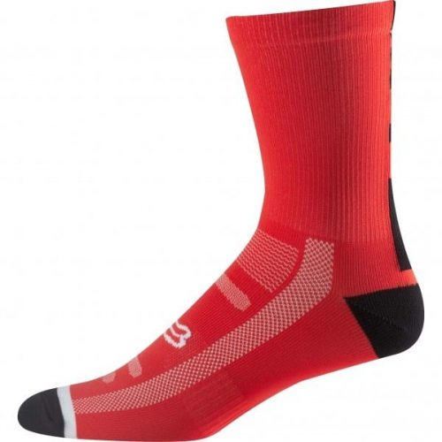 Calcetines FOX LOGO TRAIL 8 Rojo
