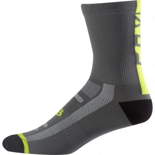 Calcetines FOX LOGO TRAIL 8 Gris
