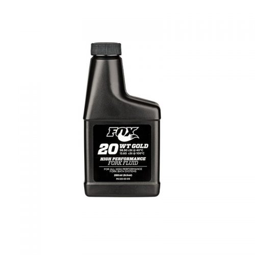 Aceite para suspensión FOX GOLD 20 WT 250 ml