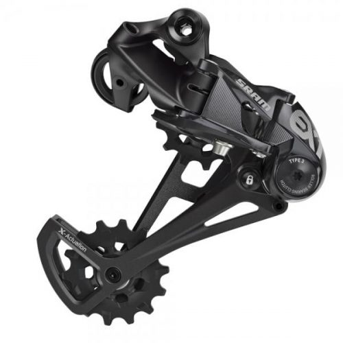 Cambio E-BIKE SRAM EX1 8V Negro
