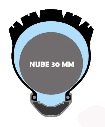 Protección NUBE m 29 Tubeless 30 mm
