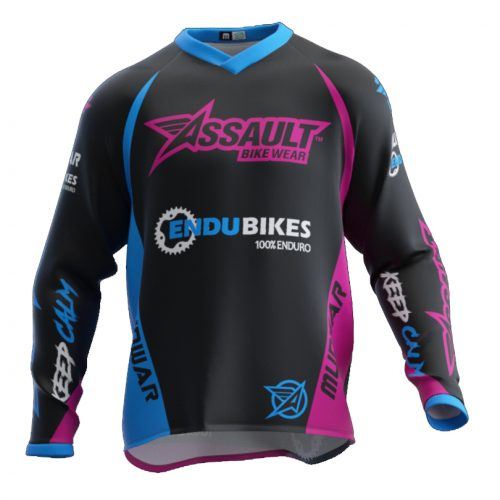 Maillot Assault Endubikes