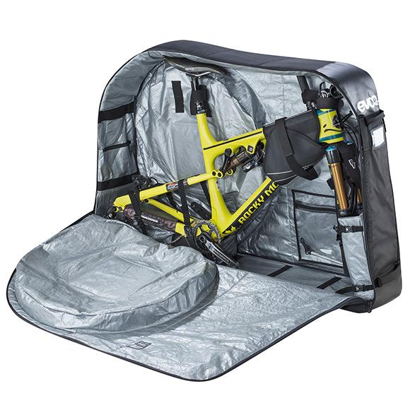 Bolsa de viaje Bici EVOC TRAVEL 280.l