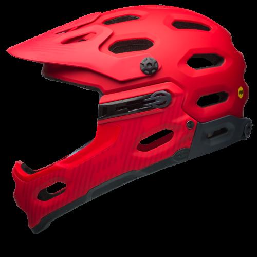 Casco Bell Super 3R MIPS 2018 Rojo