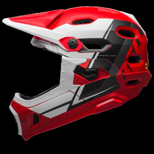 Casco Bell Super DH MIPS 2018 Rojo