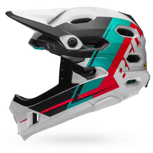 Casco Bell Super DH MIPS 2018 Blanco