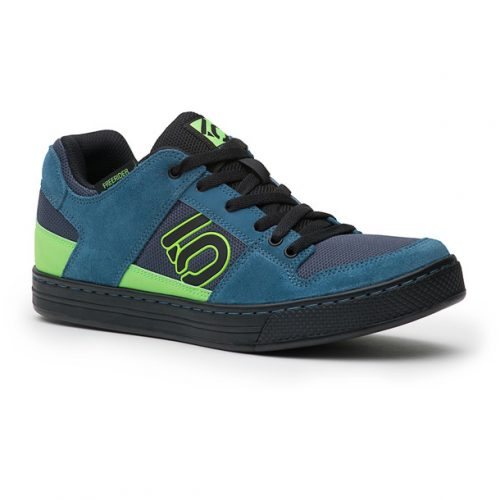 Zapatillas FIVE TEN FREERIDER Azul/Verde 2018