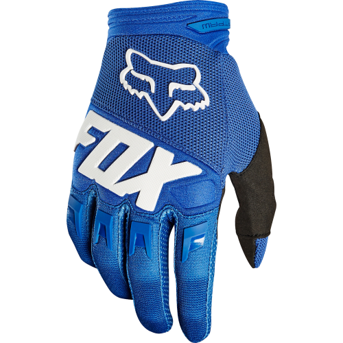 Guantes FOX DIRTPAW RACE Azul 2018