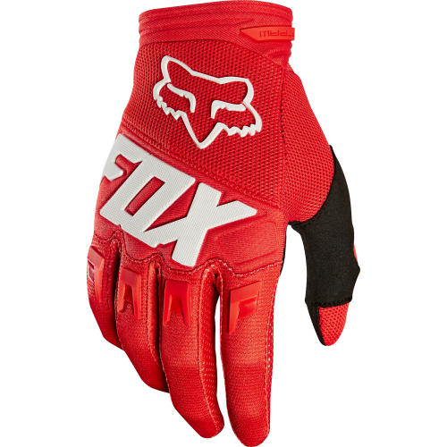 Guantes FOX DIRTPAW RACE Rojo 2018