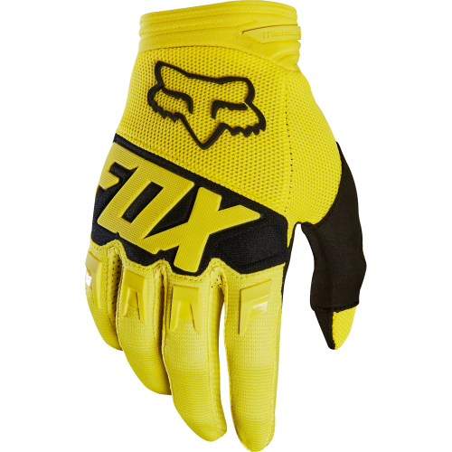 Guantes FOX DIRTPAW RACE Amarillo 2018