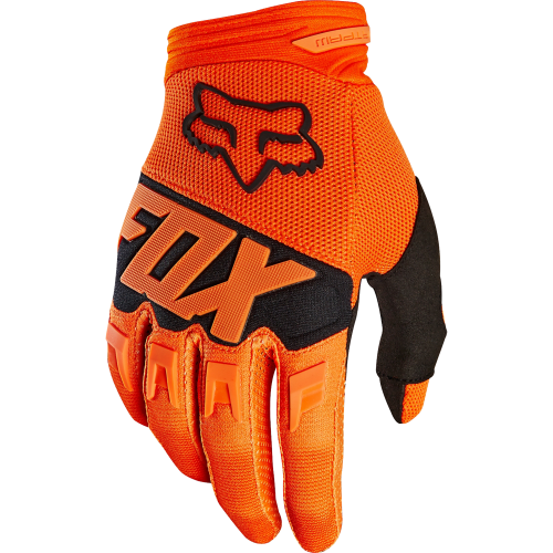 Guantes FOX DIRTPAW RACE Naranja 2018