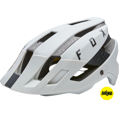 Casco FOX FLUX MIPS Blanco 2018