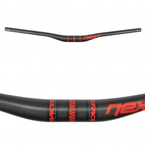 Manillar Carbono 35 mm Race Face NEXT R20 Black/Rojo