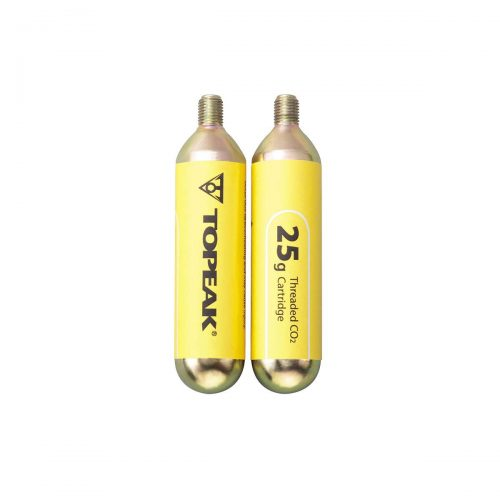 Cartuchos de CO2 Topeak 25 gr
