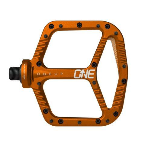 Pedales Aluminio OneUp Orange