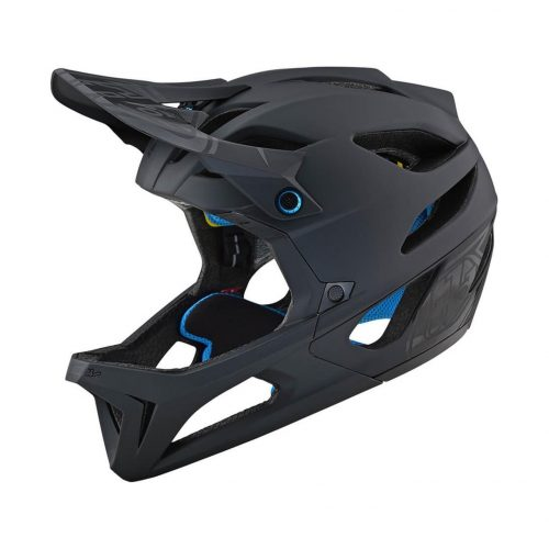 Casco Troy Lee Stage MIPS Stealth Black