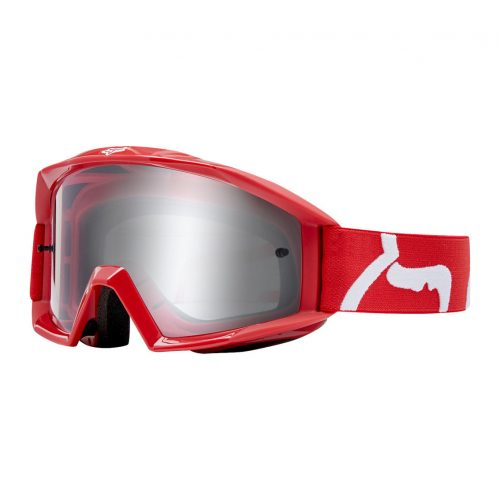 Gafas Mascara FOX MAIN GOGGLE RACE Red