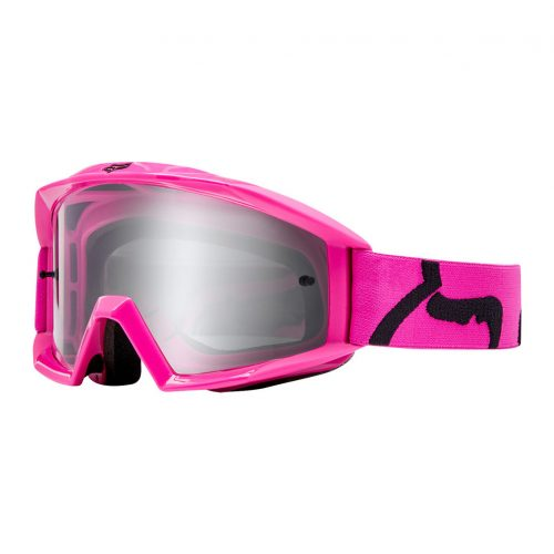 Gafas Mascara FOX MAIN GOGGLE RACE Pink