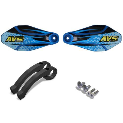 Protecciones de manos AVS COMPLET Azul