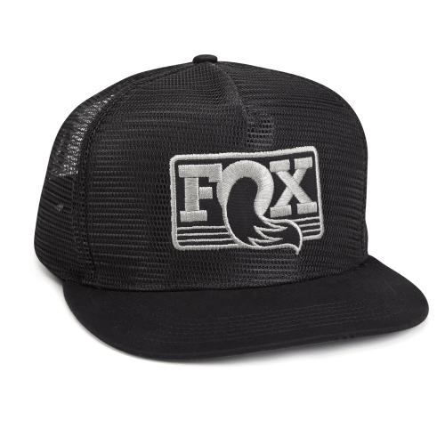 Gorra FOX RACING CALADA NEGRO GRIS