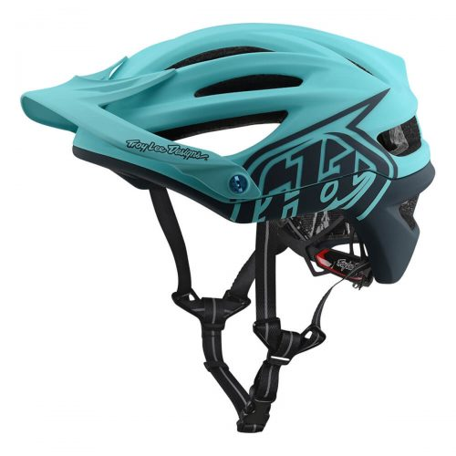 Casco Troy Lee A2 DECOY MIPS AQUA 2019