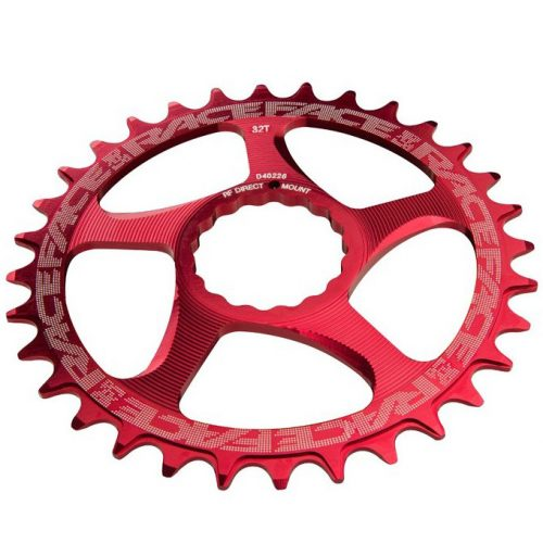 Plato RACE FACE CINCH DM 9-12V Rojo