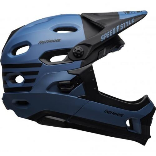 Casco Bell Super DH MIPS 2019 BLUE/BLACK FASTHOUSE