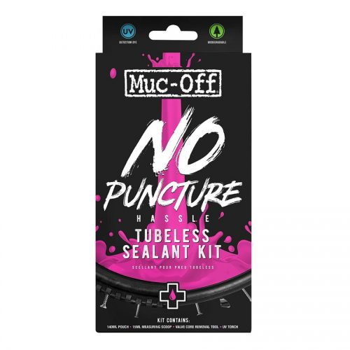 Kit antipinchazos para Tubeless MUC OFF No Puncture 140ml