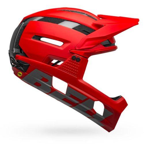 Casco Bell Super Air R MIPS 2020 Rojo