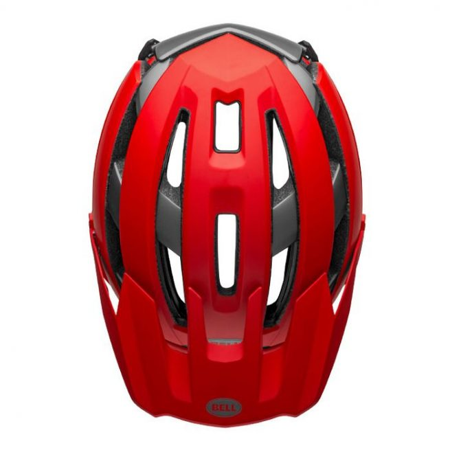 Casco Bell Super Air R MIPS 2020 Rojo