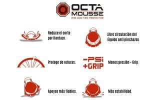 Kit Octa Mousse OCT30 Gravel CX