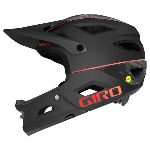 Casco GIRO Switchblade MIPS Enduro-DH 2020 Negro Hypnotic