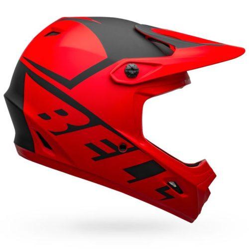 Casco Bell Trasnfer Rojo/Negro