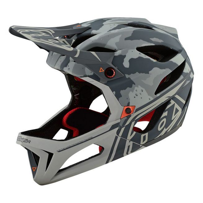 Casco Troy Lee Stage MIPS TACTICAL CAMO