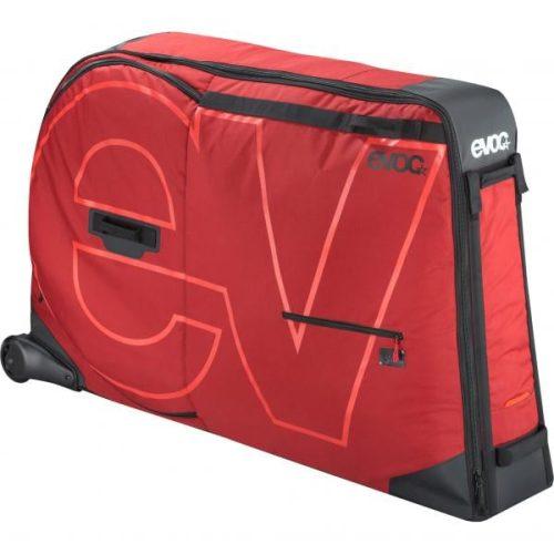 Bolsa de viaje Bici EVOC TRAVEL 280.l Rojo
