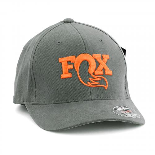 Gorra FOX RACING FoxBoldy 2.0 Gris/Naranja